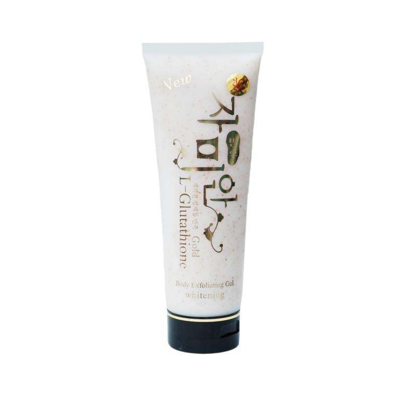 Kem tẩy tế bào chết L-glutathione whitening body exfoliating cream 300gr.