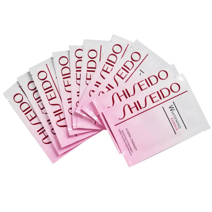Bộ 10 miếng dưỡng da mặt nạ bùn non Shiseido PEE trắng
