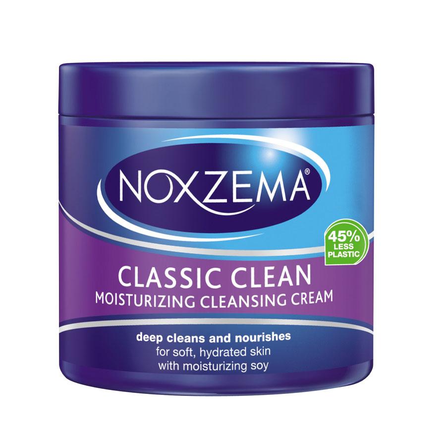 Kem rửa mặt dưỡng ẩm Noxzema Classic Clean 340g