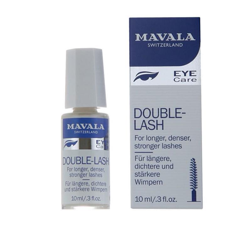 Serum giúp mi mọc dài và lông mày dày hơn Switzerland Mavala Eye Lite Double Lash 10ml