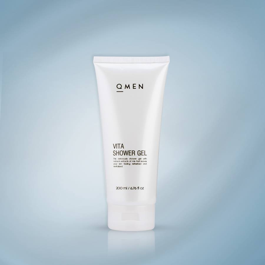 Sữa tắm cho nam giới QMEN vita shower gel 200ml -Thái Lan